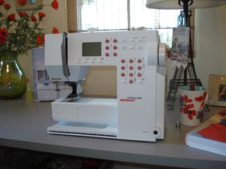 My bernina 240